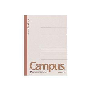 生活用品・インテリア・雑貨(まとめ)キャンパスノートセミB5U罫50枚90冊