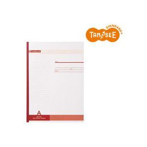文具・オフィス用品(まとめ)TANOSEEノートA4A罫40枚80冊