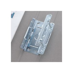 (まとめ)TANOSEE両開きパイプ式ファイルA3ヨコ50mmとじ青30冊
