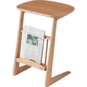 インテリア・家具Henry(ヘンリー)木製サイドテーブルHOT-535NA