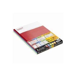 文具・オフィス用品(まとめ買い)ナカバヤシロジカルノ-トセミB5A罫5冊ノ-B501A-5P【×30セット】