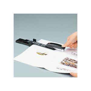 生活用品・インテリア・雑貨中とじ製本用ホチキスHD-35L(3号針用)