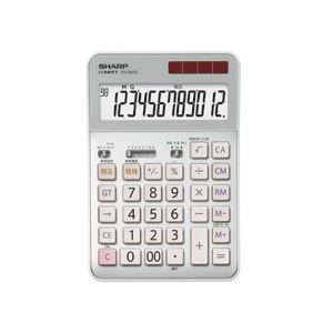 実務電卓12桁セミデスクタイプCS-S952-CX