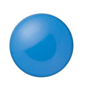 文具・オフィス用品(業務用100セット)ジョインテックスカラーマグネット40mm青10個B159J-B【×100セット】