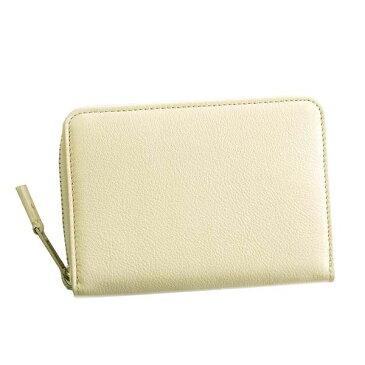 財布・キーケース・カードケース関連商品 Maison Margiela(メゾン マルジェラ) 2つ折小銭付き財布 S35UI0416 103 DIRTY WHITE