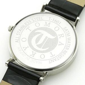 腕時計日本製T-1601-SBKBK