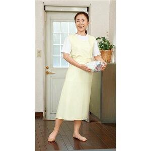 健康器具大阪エンゼル入浴介助エプロン入浴介助エプロンひもLLクリーム6013