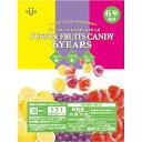あめ・ガム・グミ 緊急時のお共に! パワーフルーツキャンディ 6YEARS (1箱20袋入)