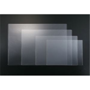 文具・オフィス用品(業務用200セット)ジョインテックス再生カードケース硬質透明枠B5D160J-B5【×200セット】