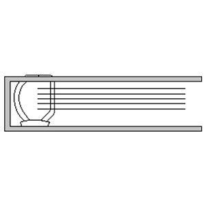 (まとめ)リヒトラブリクエストD型リングファイルA4タテ2穴350枚収容背幅46mm赤G2230-31冊【×15セット】