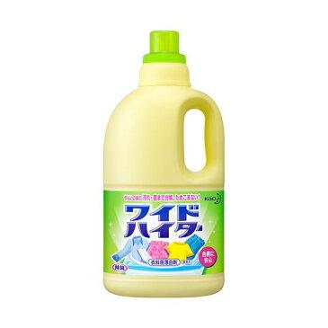 生活用品・インテリア・雑貨 (まとめ) 花王 ワイドハイター 大 2000ml 1本 【×5セット】