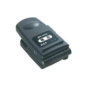 健康器具プリモ聴覚補助ハンディタイプマイクレシーバー聴吉HA-5HA-5
