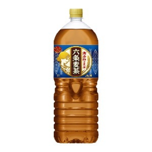 アサヒ 六条麦茶 PET 2.0L×6本(1ケース)