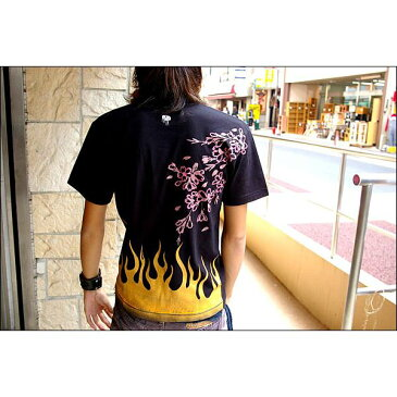 ファッション 戦国武将Tシャツ 【前田慶次】 XLサイズ 半袖 綿100% ブラック(黒) 〔メンズ 大きいサイズ Uネック おもしろ〕