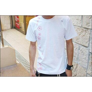 半袖Tシャツ 関連商品 戦国武将Tシャツ 【前田慶次】 XLサイズ 半袖 綿100% ホワイト(白) 〔メンズ 大きいサイズ Uネック おもしろ〕