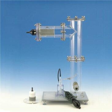 ホビー・エトセトラ 堆積粉じん再発じん装置 SKY-2型