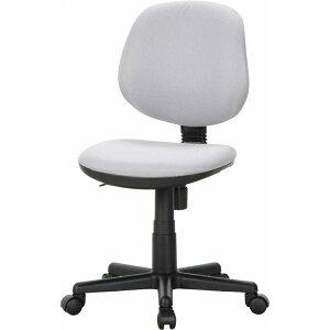 OAチェアOfficechairガス昇降式オフィスチェアーカラー:グレー