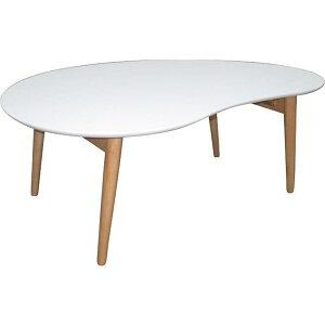 テーブルTableビーンズデザインビーンズテーブルカラー:ホワイト
