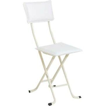 家具 チェア 簡単に折りたためるのが魅力 お洒落 折りたたみ椅子 ブラック