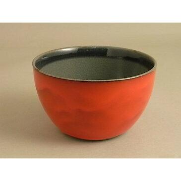 ご飯茶碗 お碗 絢爛な赤い、器 キッチン雑貨 有田焼 陽炎 おかゆ碗
