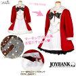 クリスマス ハロウィン 衣装 コスプレ Christmas 子供 コスプレ 衣装 レッドとホワイトのコントラストが可愛さ抜群 ワンピース 子ども コスチューム 仮装 90サイズ