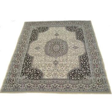 カーペット 美しい光沢 おしゃれ 軽くて洗える 日本の織じゅうたん BE 200x250 ベージュ