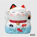 蚊取り 雑貨 陶器 招き猫 蚊遣器 (金魚)