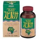 健康食品 良質の タンパク質 にビタミン ミネラル を多く含む 粒 錠剤 オリヒロ スピルリナ100 β-カロチン 栄養補助食品