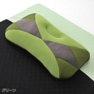 枕 高さ調整 お好みの高さに調整していただけます。 熟睡  ボディゼロ リカバリーピロー グリーン