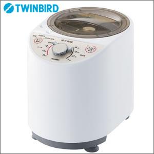 TWINBIRD(ツインバード) コンパクト精米器 精米御膳 MR-E500W ホワイト