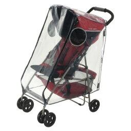 ベビーカー 雨カバー 大きい通気窓で蒸れを防止。 人気 ごきげんレインカバーL