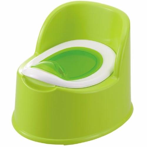 子供用 トイレ 成長に合わせてステップアップできます。 便利グッズ プチポッティ グリーン(GR)