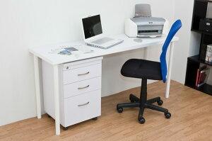 パソコンデスク机つくえPCデスクシンプルで使いやすいデスク!150x45cmブラック