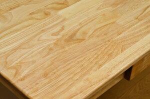 木製テーブル120×45cmナチュラル
