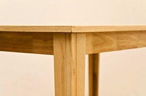 ダイニングテーブル150×90テーブル脚L字型用途色々、ダイニング机デスク作業台/ナチュラル