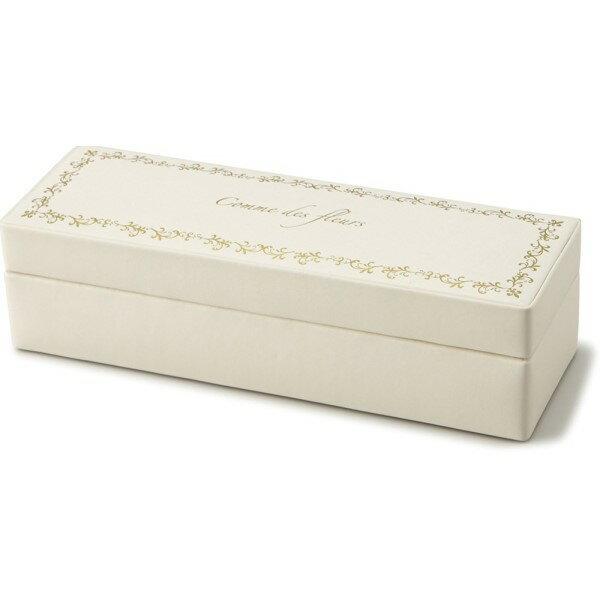 アクセサリーボックス まるでパッケージBOX 素敵な ジュエルケース ホワイト