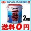 船底塗料日本ペイントうなぎ塗料一番レッド赤/2kg船舶用品船具