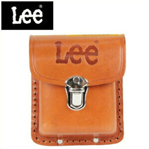 Lee 腰袋 釘袋 工具バッグ プロ仕様 レザー パーツケース LE-LE4PS