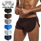 PSイルミネイトローライズボクサーパンツS-XLメンズボクサーパンツパンツ洒落男性下着ローライズボクサーインナー男性用かっこいい∞
