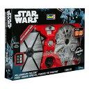 Star Wars Battle Pack Model Kit TIE Fighter and Millennium Falcon スターウォーズ・starwars・タイファイター・ミレミアムファルコン・フィギア・おもちゃ・TOY・アメリカ