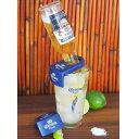 Corona Bottle Holder Holds Tumblr Glass Blue Versionコロナボトルホルダー タンブラーグラス用 コロナリータ コロナリータホルダー ブルー お酒 カクテル コロナホルダー フローズンマルガリータ・