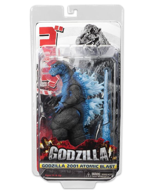 Godzilla 2001 Atomic Blast 12-Inch Head to Tail Action Figure ゴジラ・アクションフィギア・キングギドラ・メカゴジラ・ゴジラ・アメリカ・USA・アメリカ雑貨画像