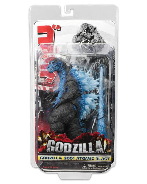 Godzilla2001AtomicBlast12-InchHeadtoTailActionFigureゴジラ・アクションフィギ