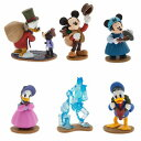 Mickey's Christmas Carol Figure Play Set ミッキークリスマスキャロル・フィギアセット・プレイセット...
