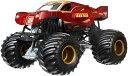 Hot Wheels Monster Jam 1:24 Die-Cast Ironman Vehicle ホットウィールモンスタージャムツアートラック・アメリカ・モンスタートラック・オフロード・hot wheel・monster truck・アメ車
