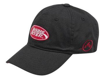 Radio Flyer Hat Black ラジオフライヤー キャップ ブラック・帽子・ハット・アメリカ