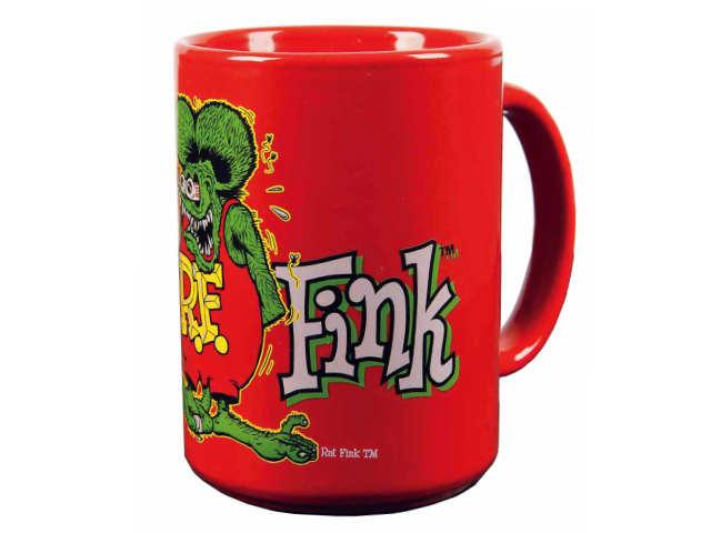 マグカップ・ティーカップ, マグカップ RAT FINK MUG RED rat fink ratfink