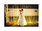 カーテンライト LED 304個 ホワイト&イエロー連結が可能 イルミネーション・ストリングライト・ライト・電飾・業務用・結婚式・式場・モチーフ・ガーランドライト・パーティ・ランプ・アメリカ・ガーデンライト