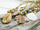 "Beach Girl Jewels ""Beach Girl Treasure Necklace""ビーチガール・サーフガールに!【ハワイネックレス】ロ..."