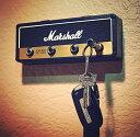 【在庫限り!感謝価格】マーシャル キーハンガー 壁掛け PLUGINZ Marshall JCM800 STANDARD Jack Rack 2 プラグイン アンプヘッド型キーハンガー ギターアンプ ジャックラック キーホルダー ラック ヴィンテージギターアンプ キーチェーン4本付き アンプ型キーハンガー